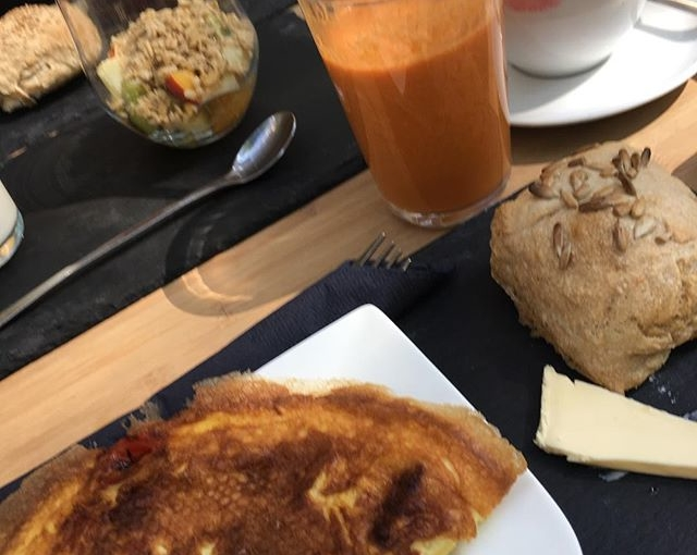 #2.frühstück #williscakes #eimsbush #actressrelaxed
