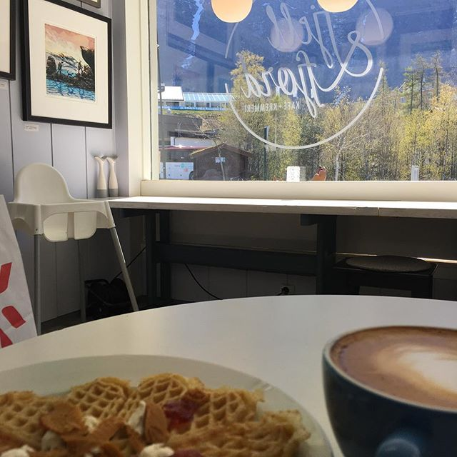 ein weiteres #lieblingscafé #norway #eidfjord #aidaselection #travelingactress