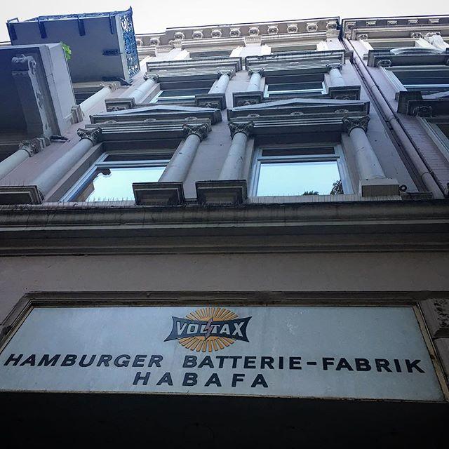 #hamburg #voltax #eimsbush