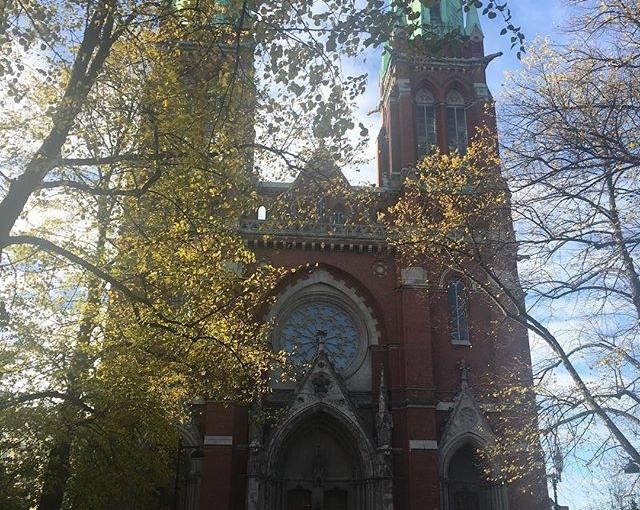 #herbst in #helsinki #autumn #travellingactress #aida #aidamar #aidamomente