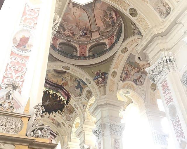 #klosterschöntal #sonne  #travellingactress