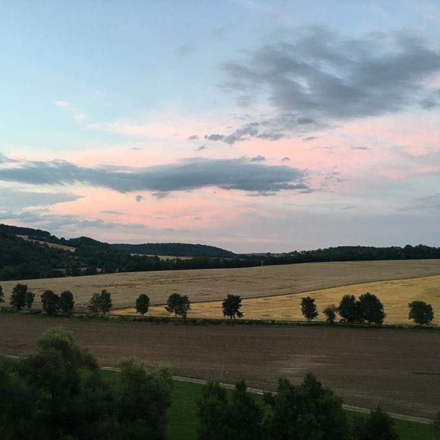 Landschaft, die aussieht, wie ein #romantisches #gemälde … #landscape like a #romanticpainting