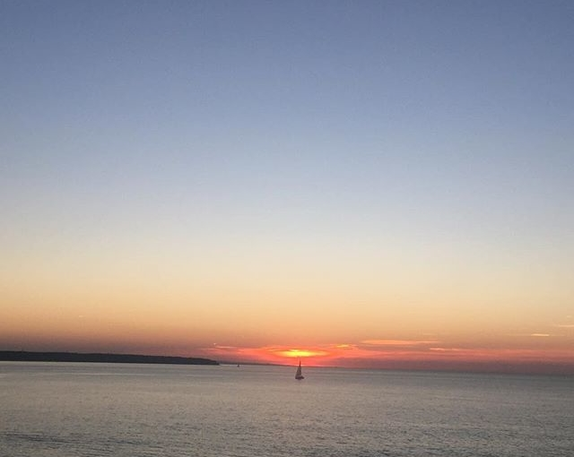 letztes Mal #auslaufen #warnemünde #travellingactress #aidamar #aidamomente