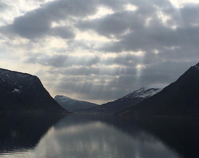 #nofilter #norway #skjolden #travellingactress #aidavita #aidaselection #aidavitamomente
