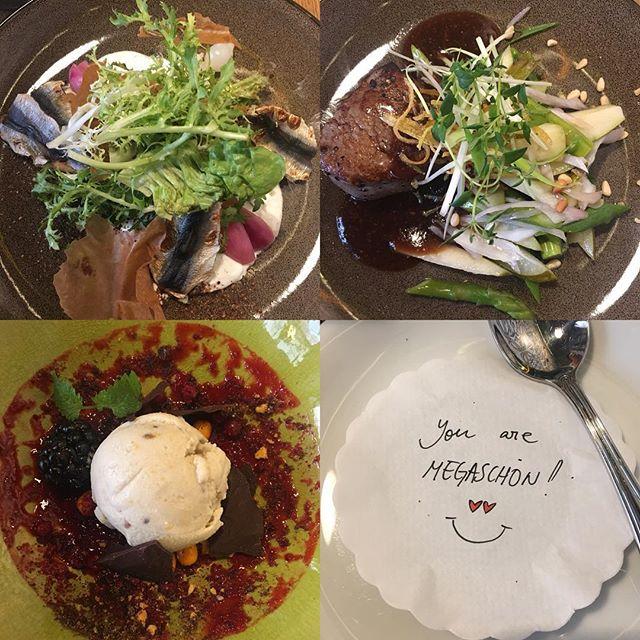 schon wieder hier und wieder phantastisch gegessen! again here and had an awsome lunch! #aitäh #estonia #talinn #väikerataskaevu #travellingactress #aidamar #aidamomente