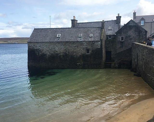 #shetland #lerwick #nofilter #aidaselection #aidavita #travelingactress
