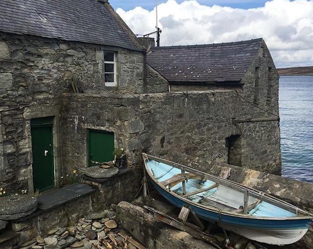 #shetland #lerwick #nofilter #travelingactress #aidaselection #aidavita