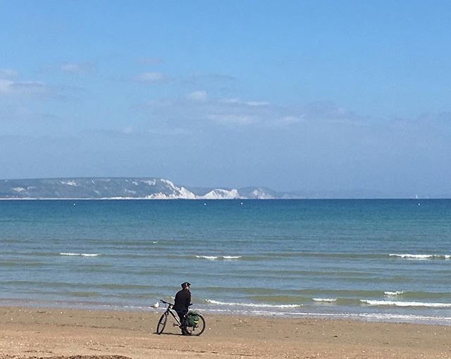 #weymouth #beach #beautifulplaces #nofilter #aidavita #aidavitamomente #travellingactress